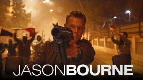 "Jason Bourne – Featurette: ""Jason Bourne Is Back"" (HD)"