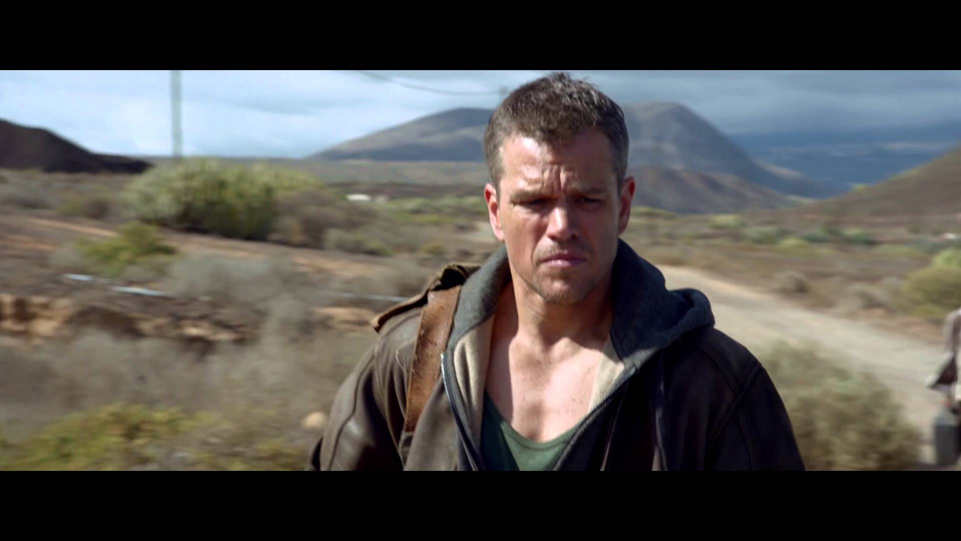 Jason Bourne: First Look (Universal Pictures)