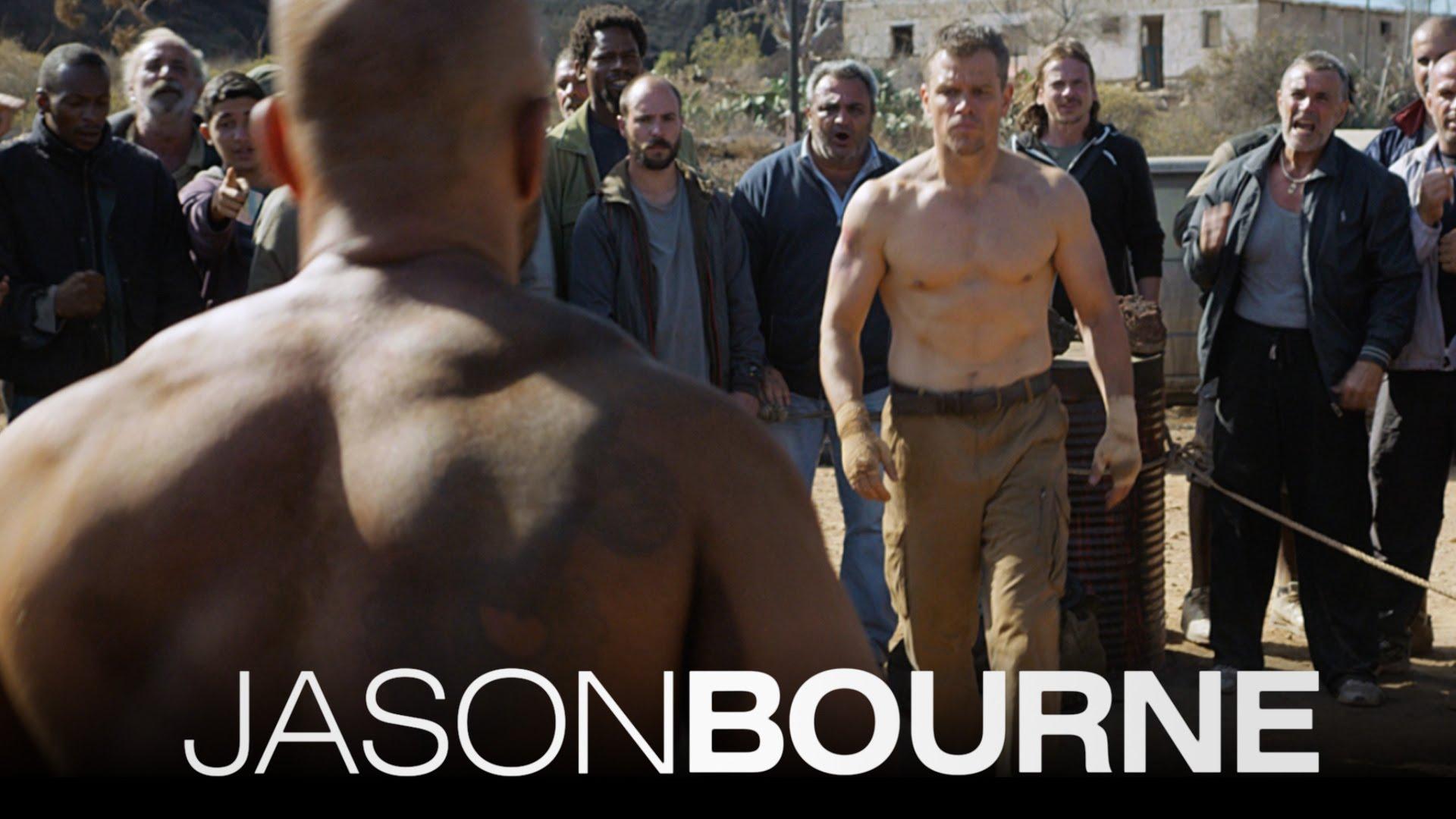 JASON BOURNE – In Theaters July 29 (TV Spot 37) (HD)