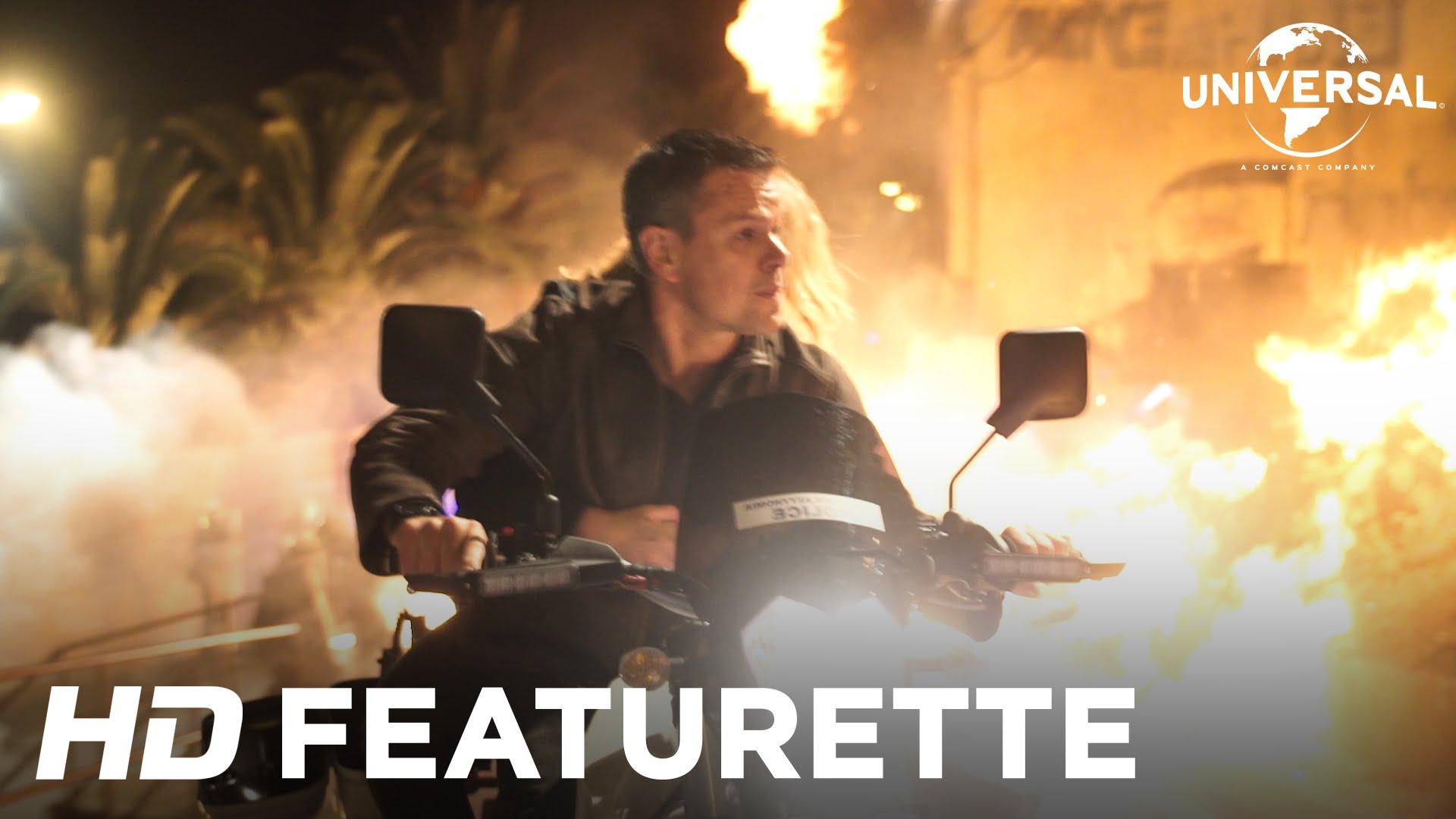 Jason Bourne – Jason Bourne is Back (Universal Pictures)