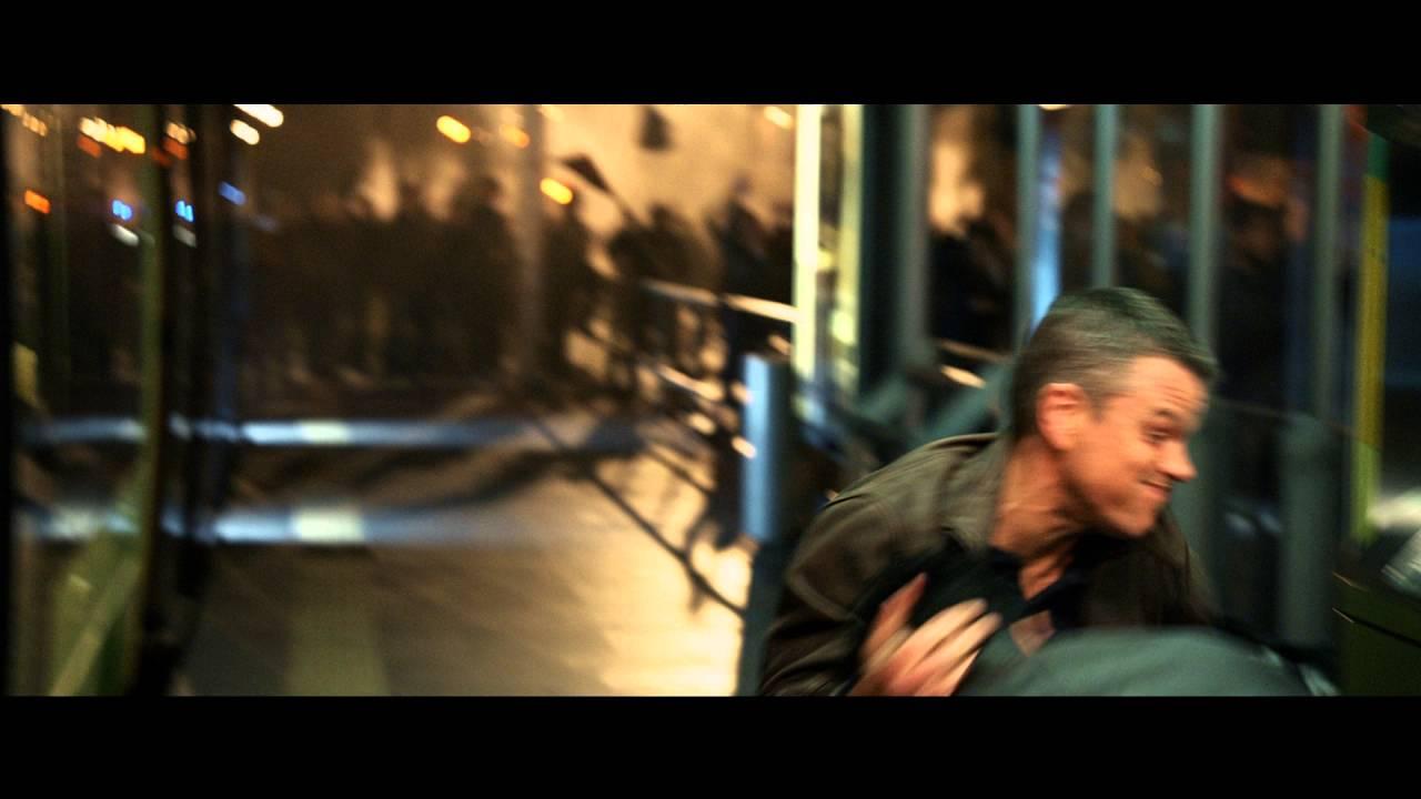 Jason Bourne – Molotov (Universal Pictures)