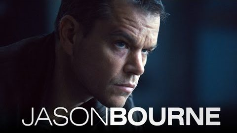 JASON BOURNE – Now Playing (Number One) (HD)