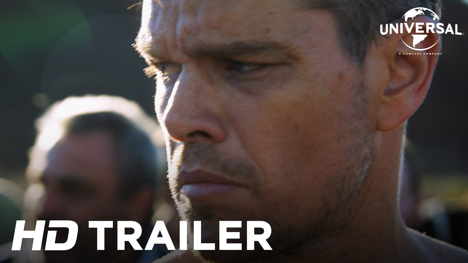Jason Bourne – Official Trailer 1 (Universal Pictures)