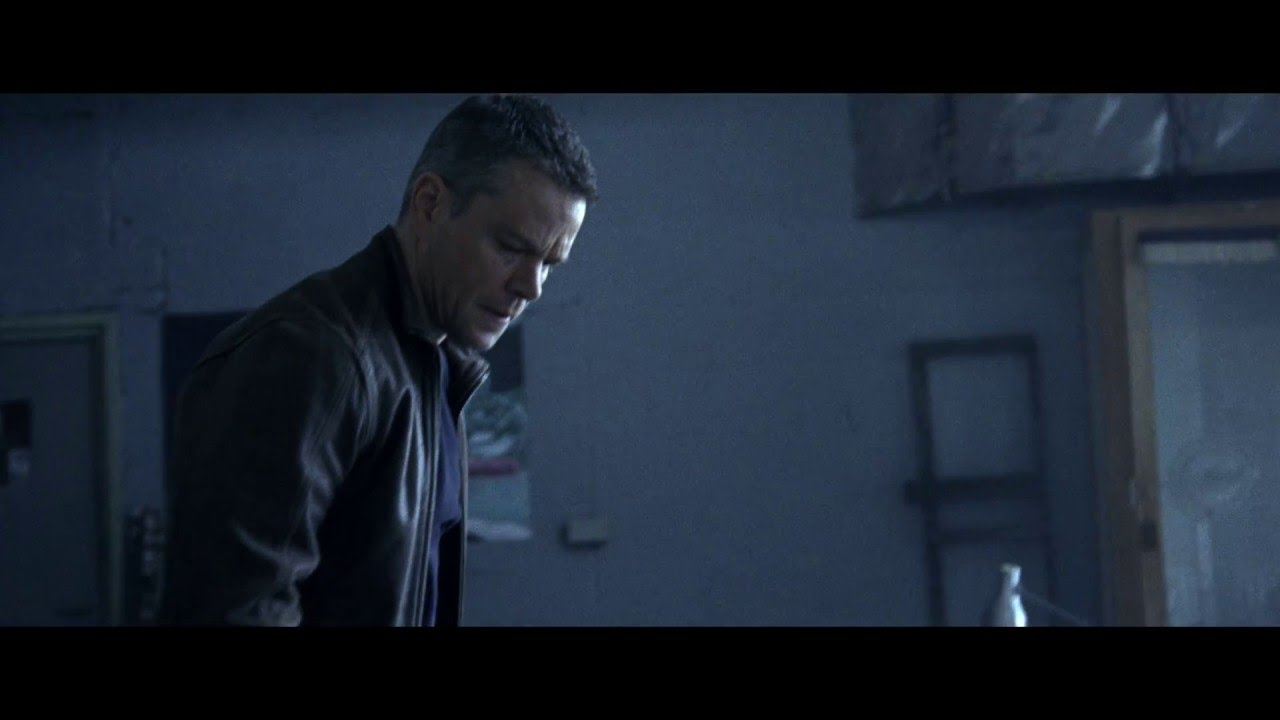 Jason Bourne – Teaser 3 (Universal Pictures)