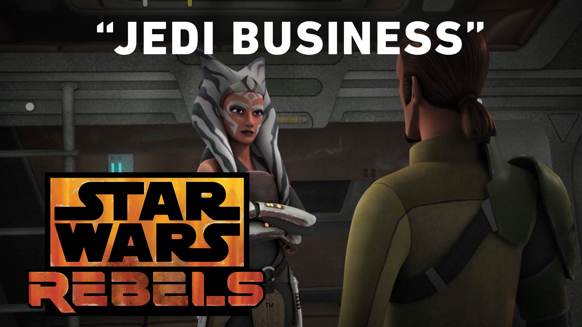 Jedi Business – The Future of the Force Preview | Star Wars Rebels