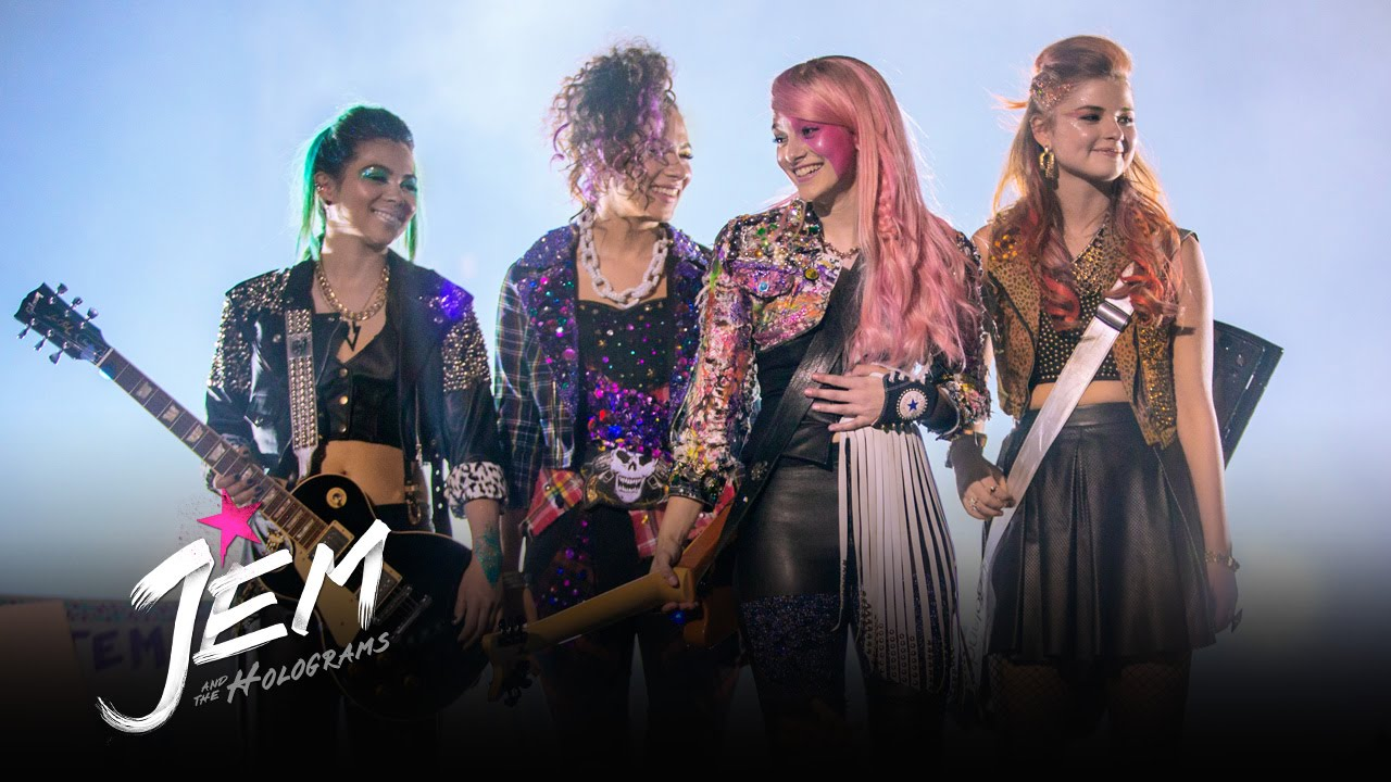 "Jem And The Holograms – Featurette:  ""A Look Inside"" (HD)"