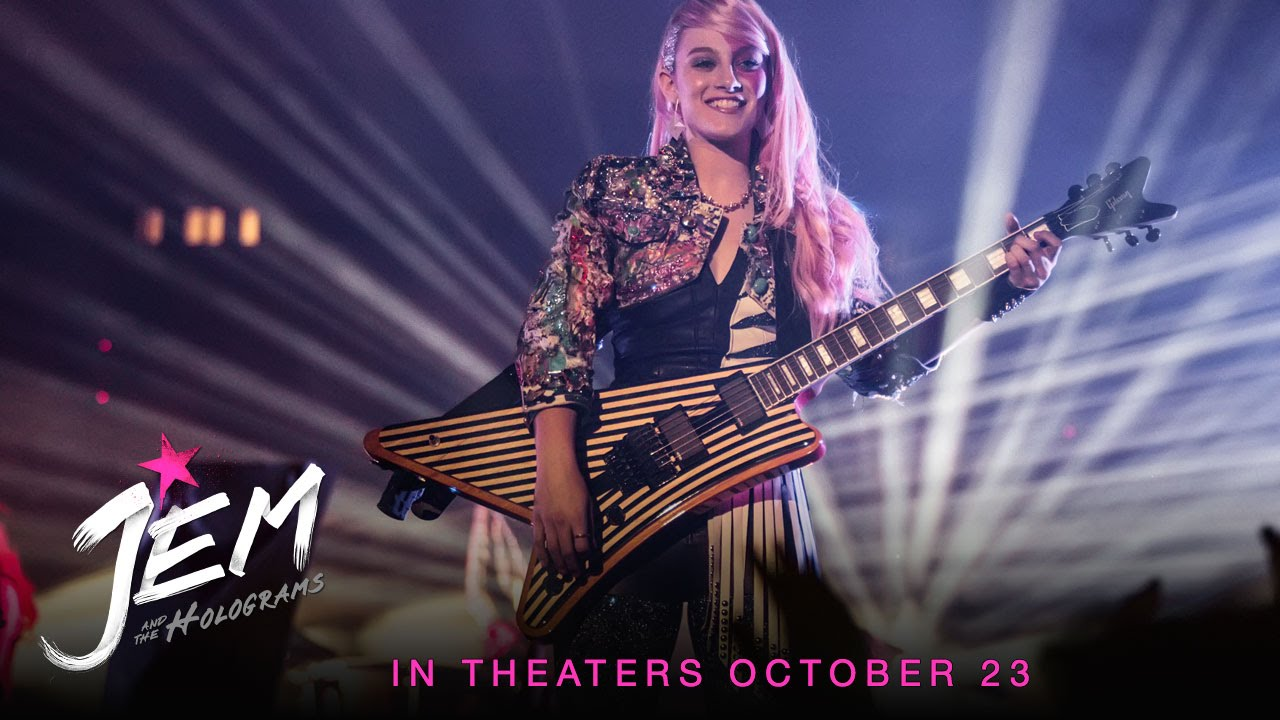 Jem And The Holograms – In Theaters October 23 (TV Spot 2) (HD)