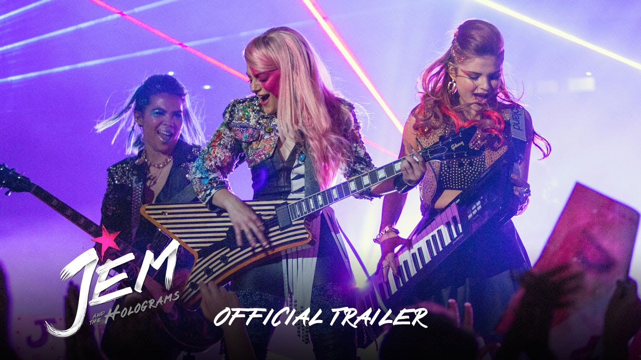 Jem And The Holograms – Official Trailer 2 (HD)
