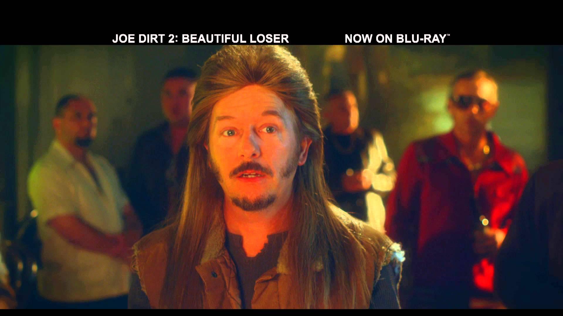 Joe Dirt 2: Beautiful Loser – Now on Blu-ray!