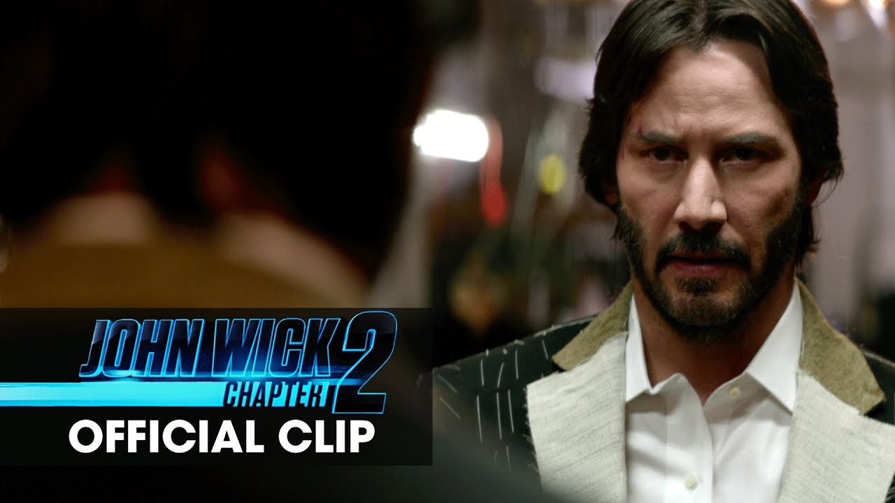 John Wick: Chapter 2 (2017 Movie) Official Clip – 'Suited Up'