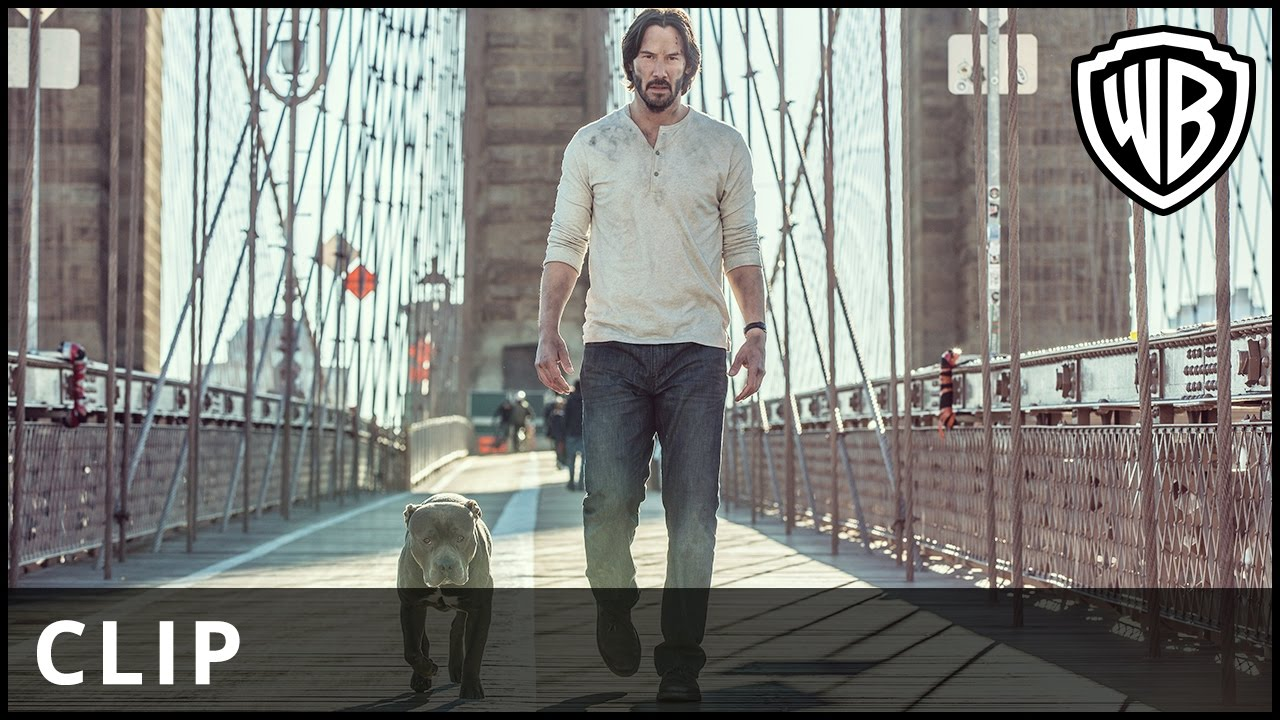 John Wick: Chapter 2 – Again So Soon Clip – Official Warner Bros. UK