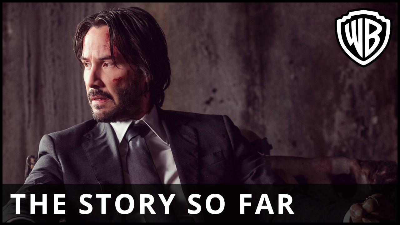 John Wick: Chapter 2 – Symphony of Violence – Warner Bros. UK