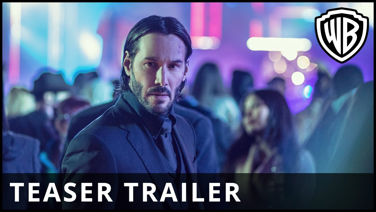John Wick: Chapter 2 – Teaser Trailer – Official Warner Bros. UK