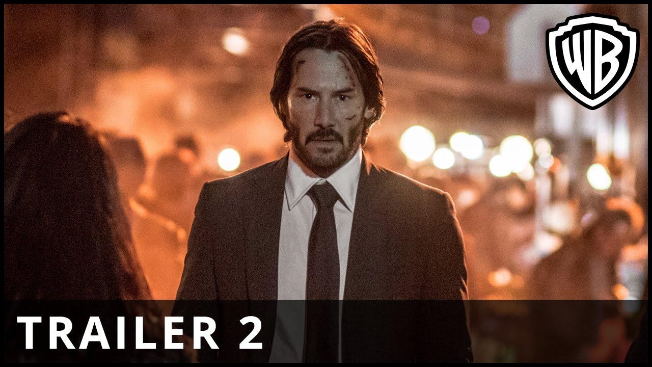 John Wick: Chapter 2 – Trailer 2 – Warner Bros. UK
