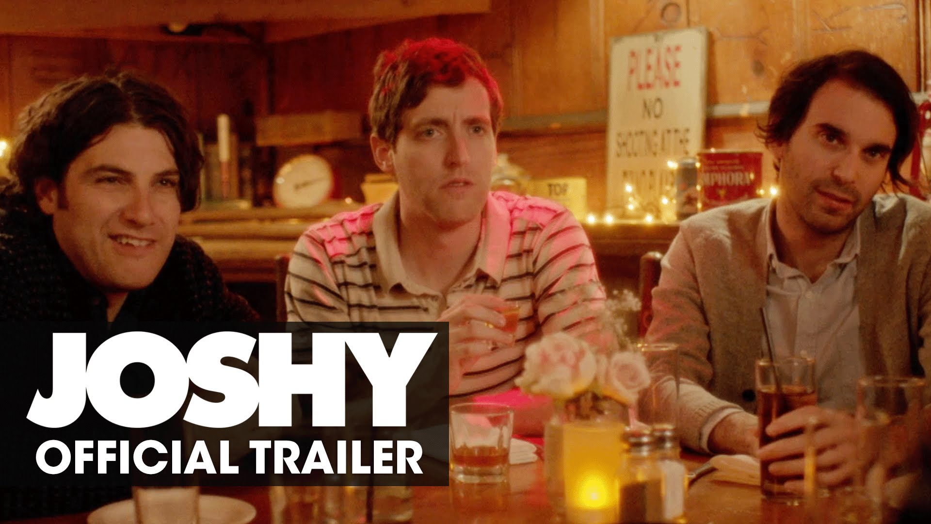 Joshy (Adam Pally, Thomas Middleditch, Nick Kroll, Jenny Slate, Brett Gelman) – Official Trailer