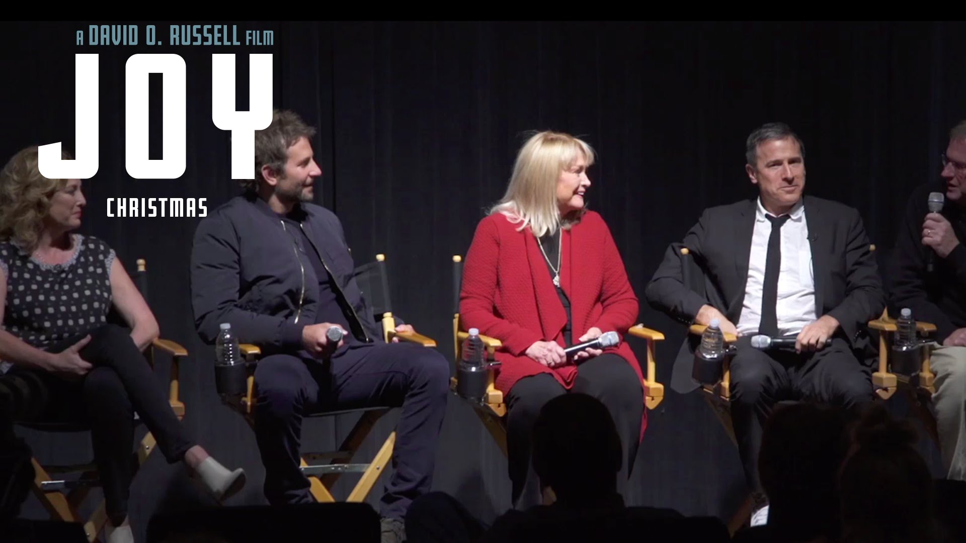 JOY | Conversations with David O. Russell and Cast [HD] | 20th Century FOX