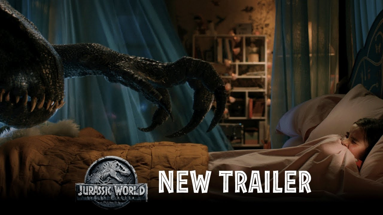 Jurassic World: Fallen Kingdom | Euro Palace Casino Blog