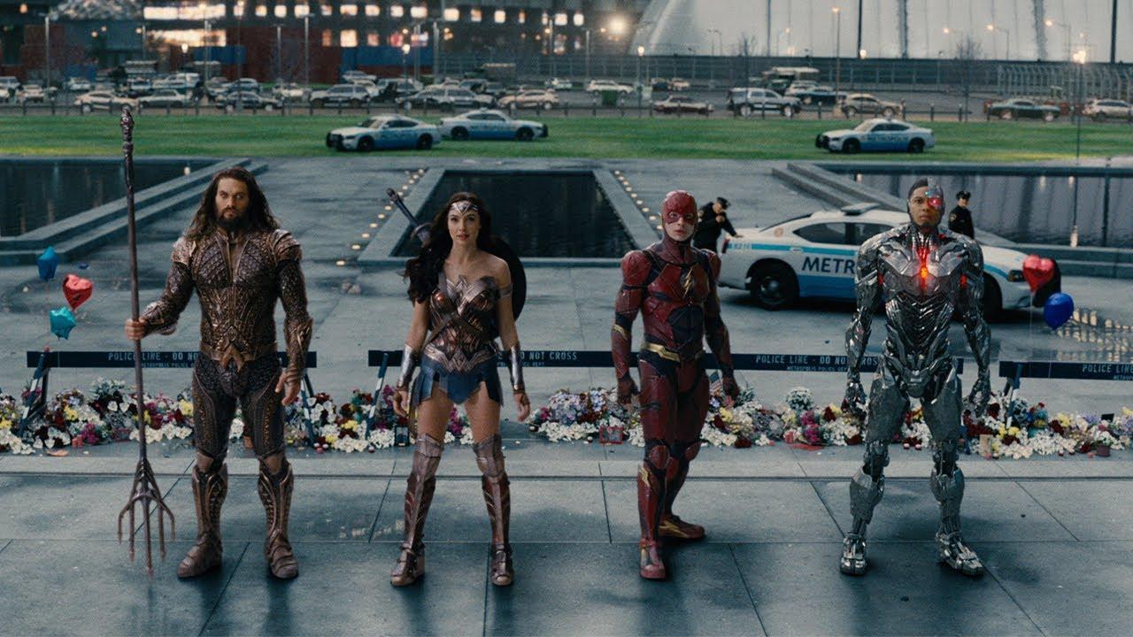 Justice League – Comic-Con Sneak Peek [HD]
