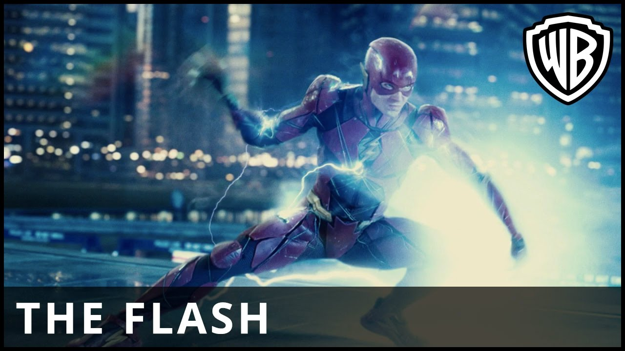 Justice League – Unite The League – The Flash – Warner Bros. UK