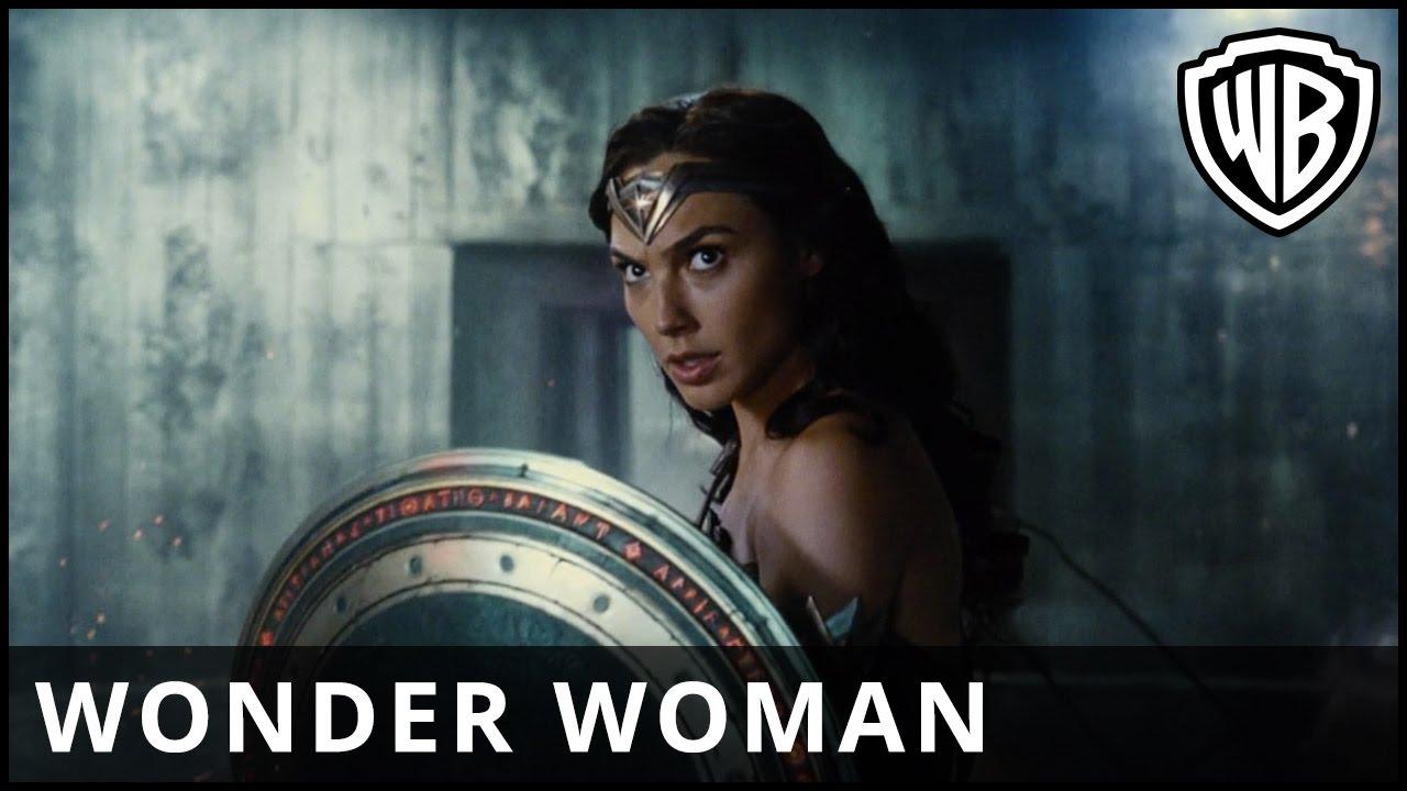 Justice League – Unite The League – Wonder Woman – Warner Bros. UK