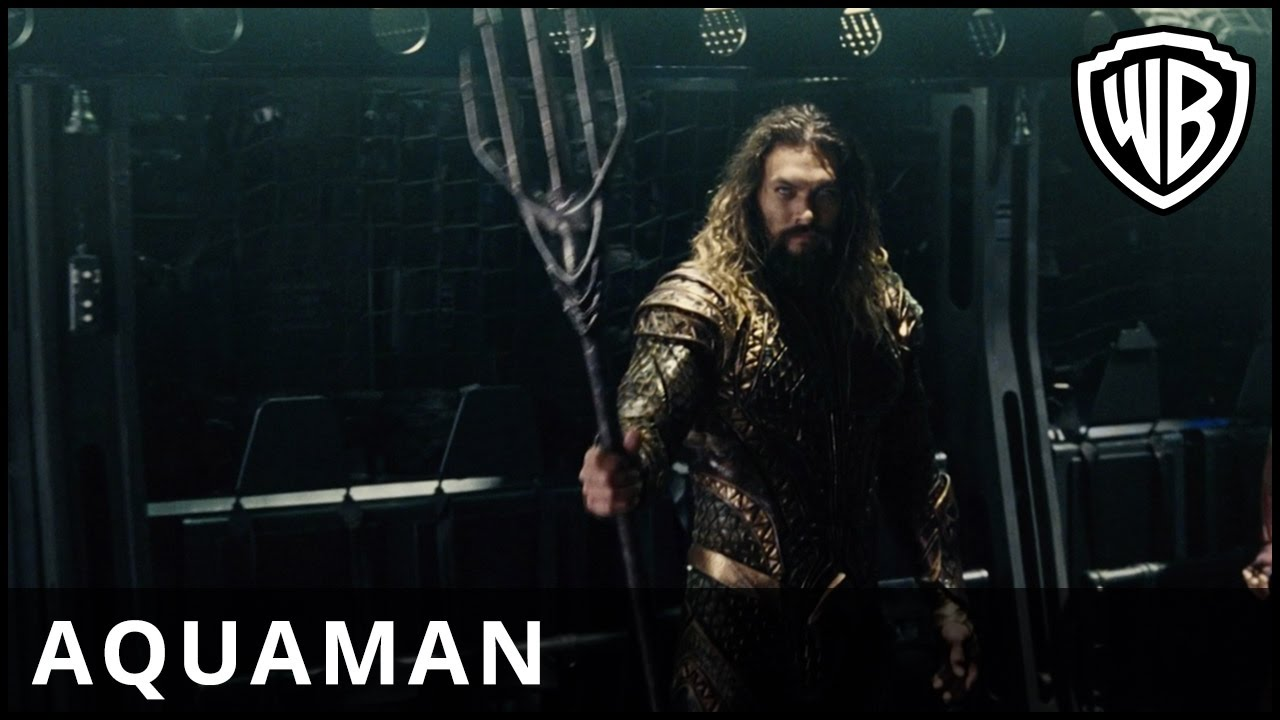 Justice League – Unite The League – Aquaman – Warner Bros. UK