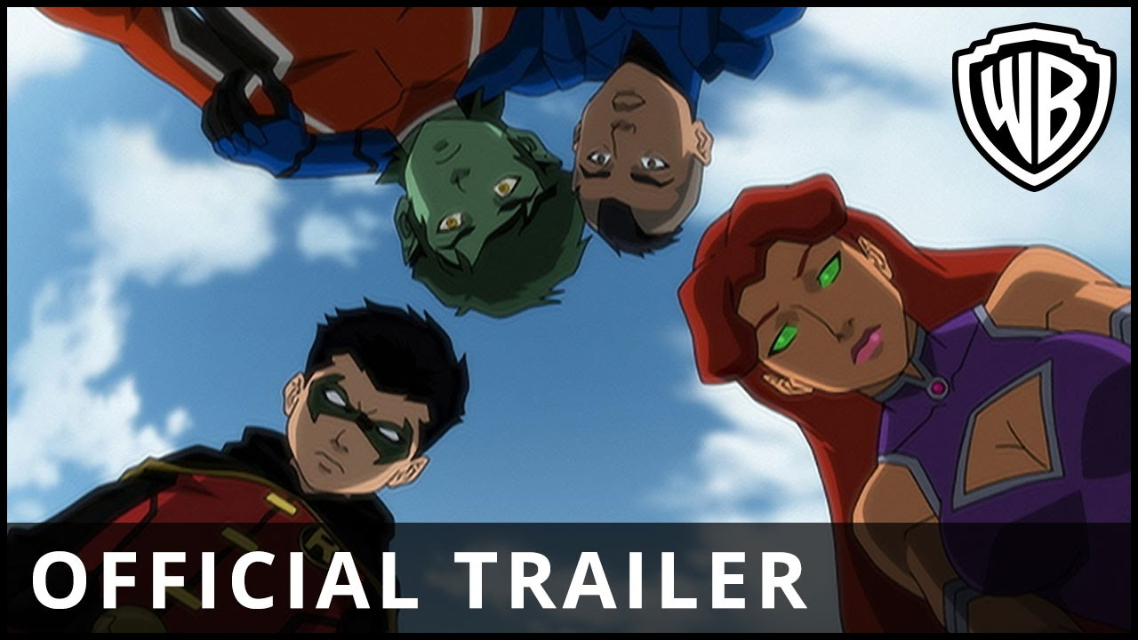Justice League vs. Teen Titans – Official Trailer – Warner Bros. UK