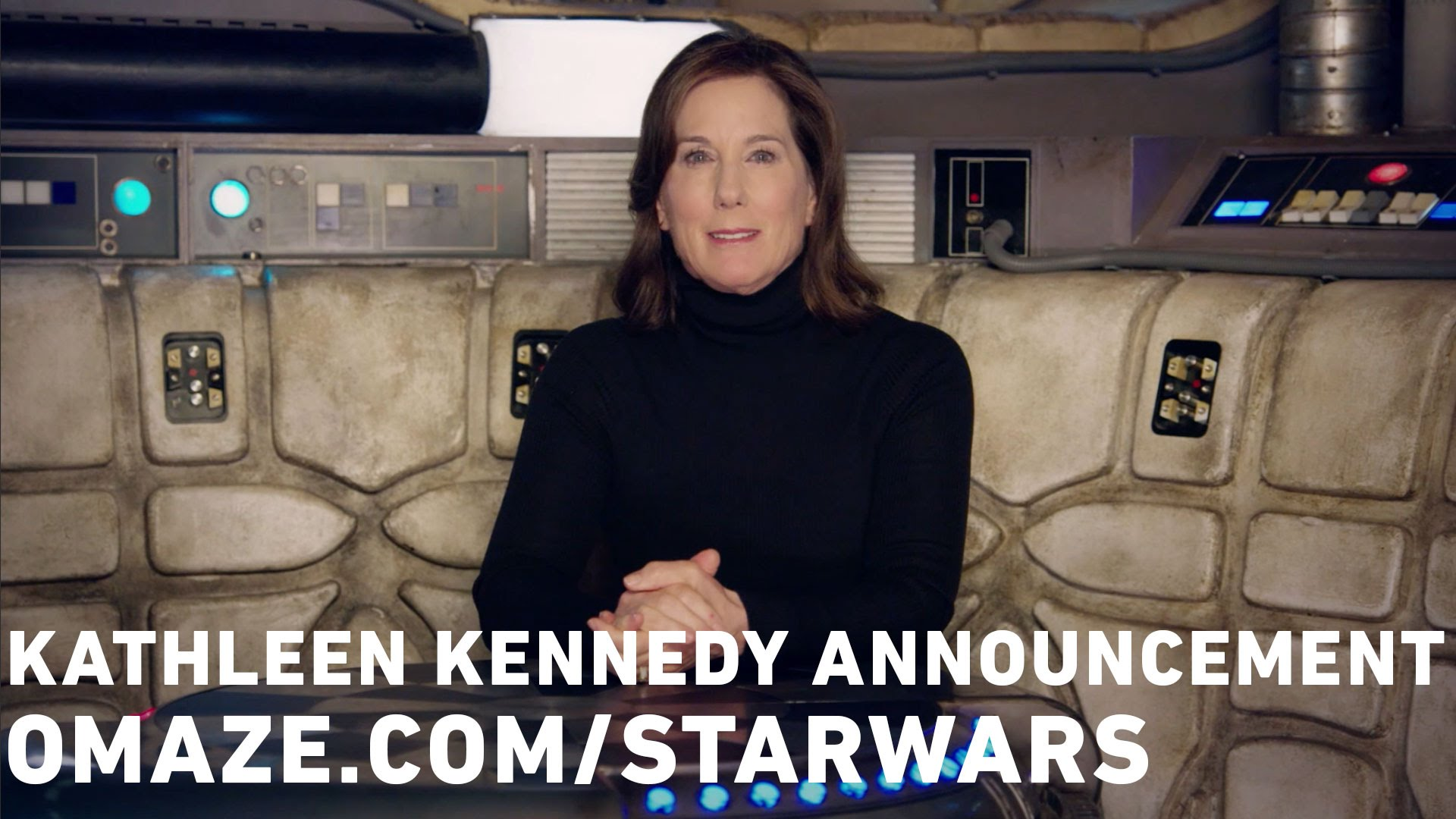 Kathleen Kennedy Announces Chance for TWO MORE Winners to Attend Star Wars Premiere