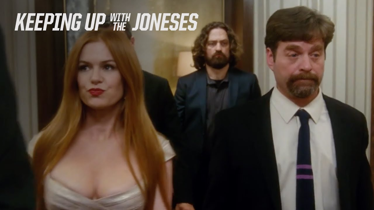 Keeping Up With the Joneses | Look for it on Digital HD | 20th Century FOX