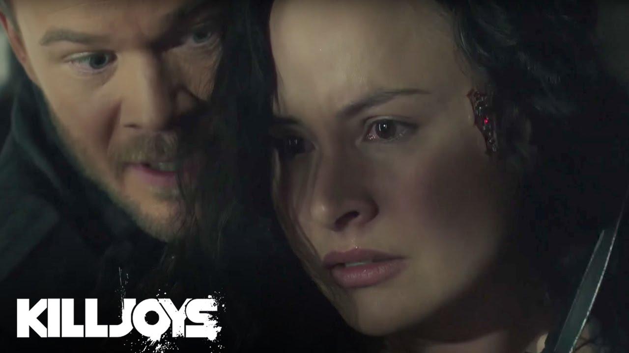 KILLJOYS – Season 3, Episode 2: Me, Myself and Who?