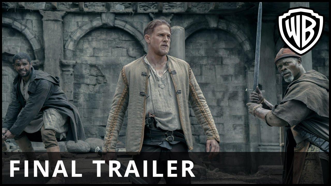 King Arthur: Legend of the Sword – Final Trailer – Warner Bros. UK