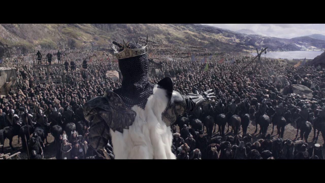 King Arthur: Legend of the Sword – Fight :30 TV Spot