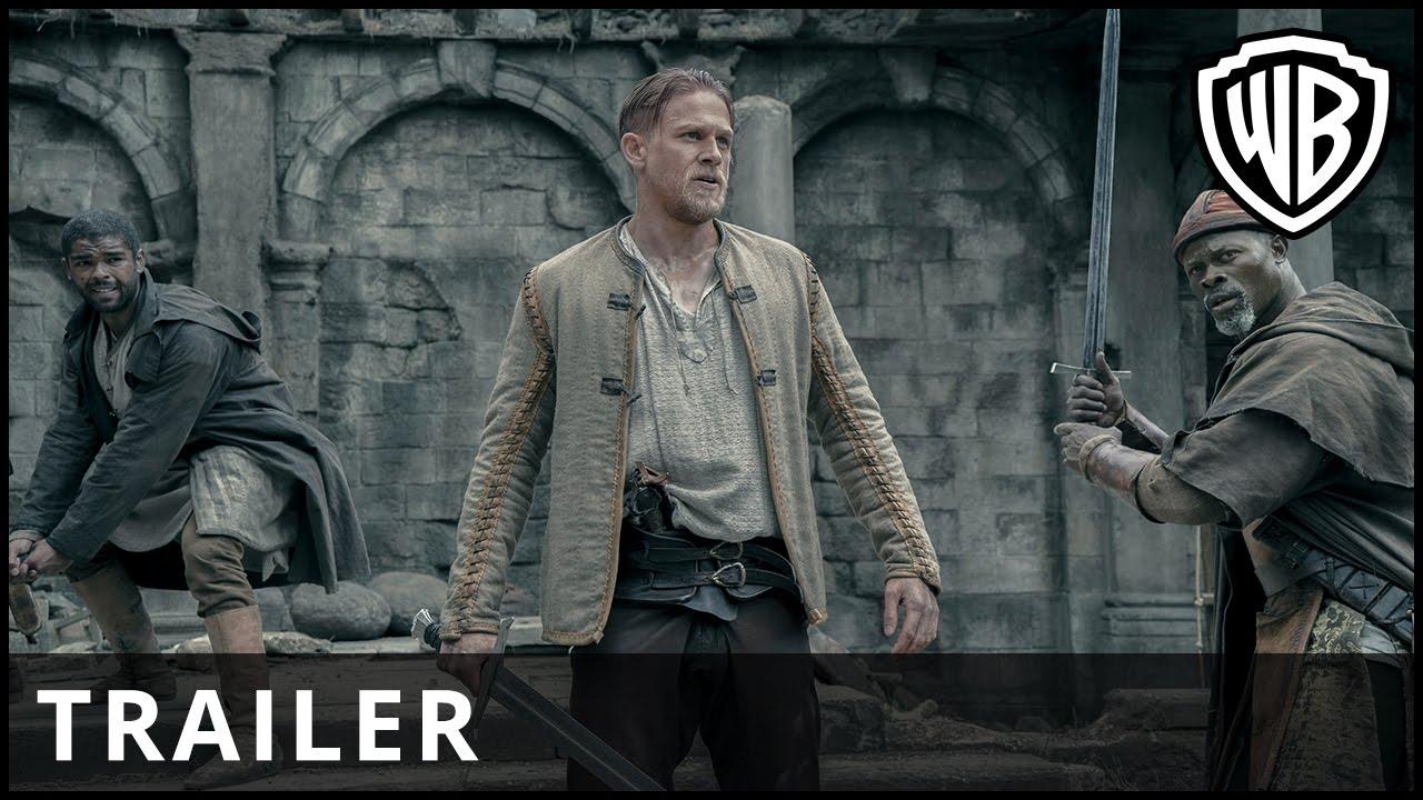 King Arthur: Legend of the Sword – Prophecy Trailer – Warner Bros.