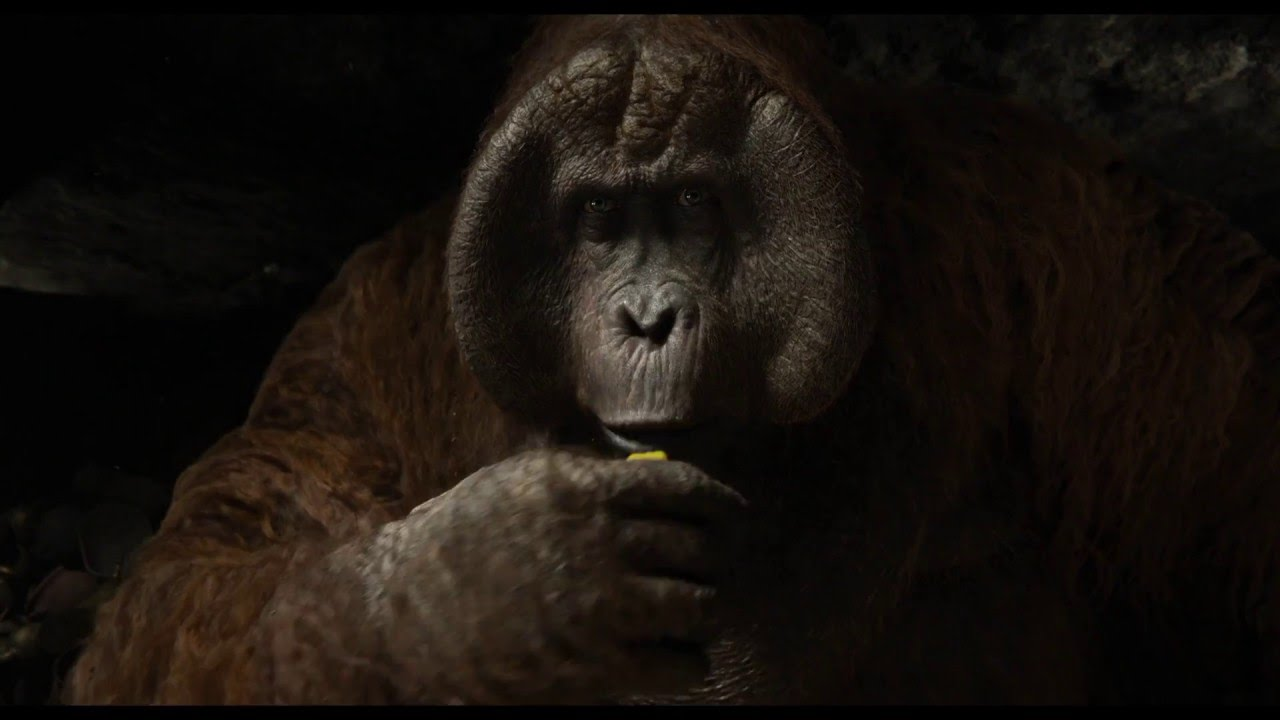 """King Louie"" Clip – Disney's The Jungle Book"