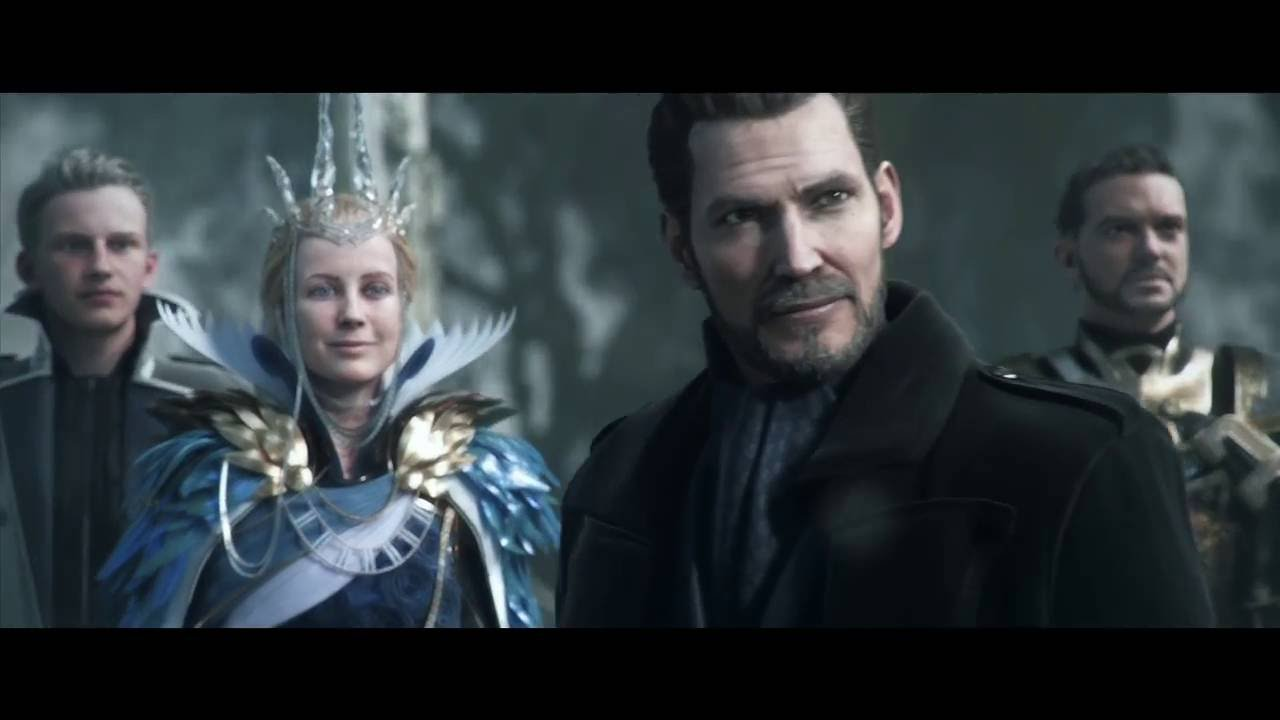 Kingsglaive Final Fantasy XV – First 12 Minutes