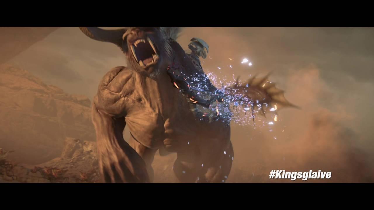 "Kingsglaive: Final Fantasy XV ""One Man"" :30 – Now on Blu-ray & Digital"