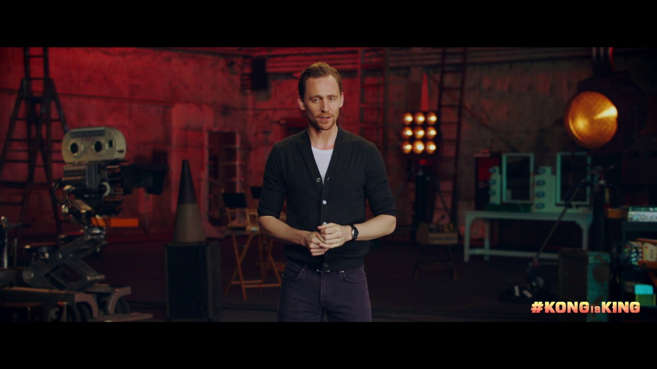 "KONG: SKULL ISLAND – ""Expedition Crew"" ft. Tom Hiddleston"