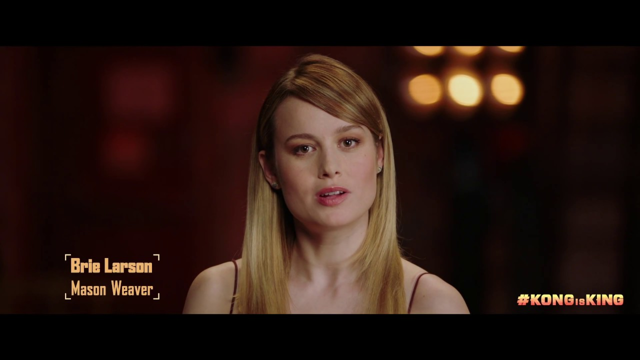 """KONG: SKULL ISLAND – """"Get Ready for the King"""" ft. Brie Larson"""