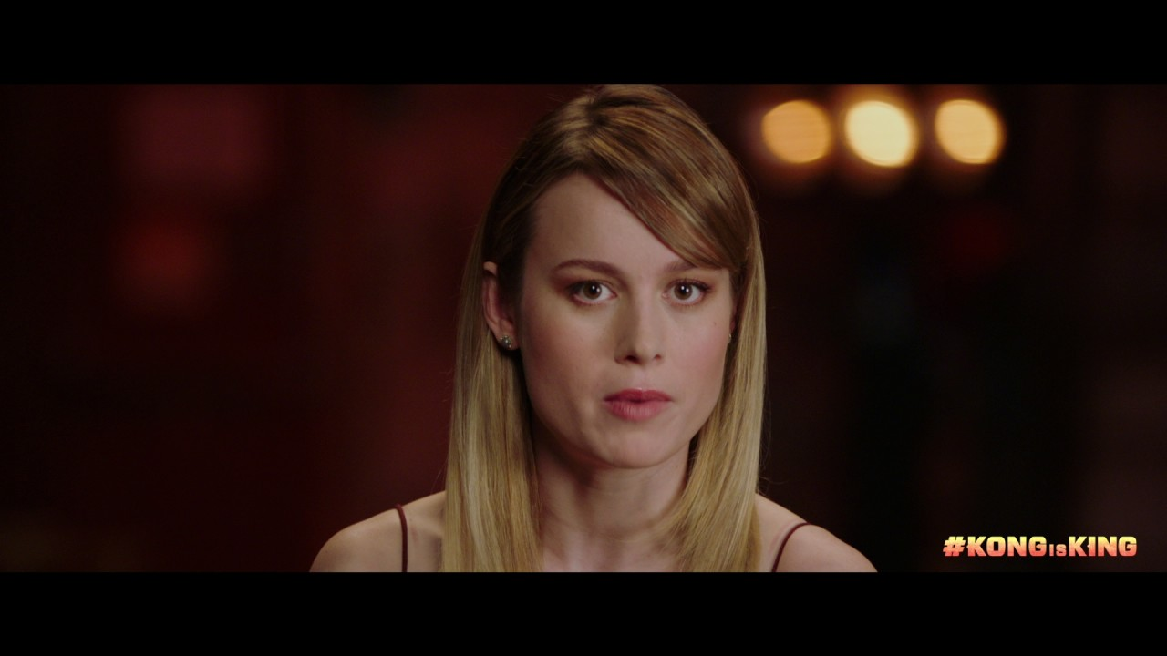 """KONG: SKULL ISLAND – """"Highly Classified Expedition"""" ft. Brie Larson"""