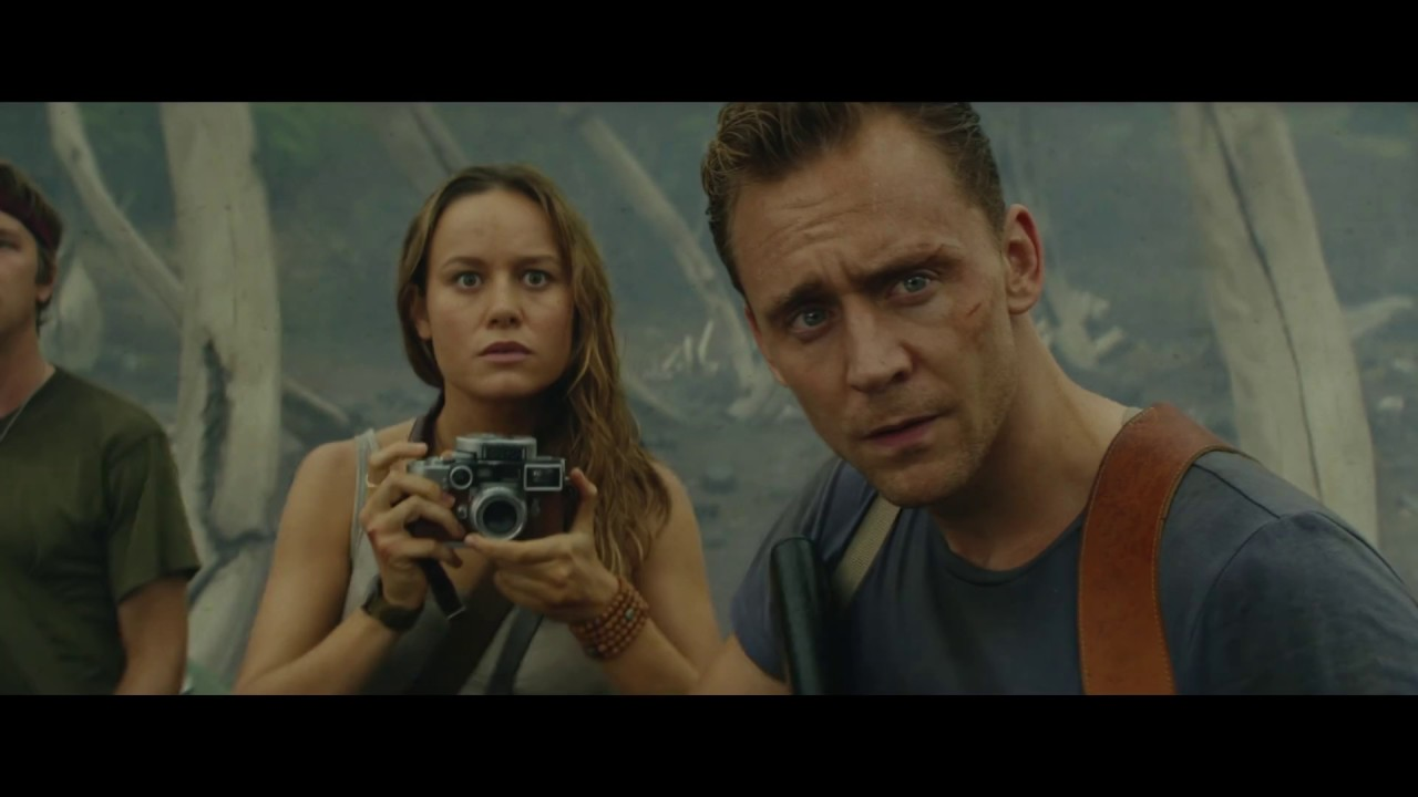 """KONG: SKULL ISLAND – """"Is This a Remake?"""" ft. Tom Hiddleston"""