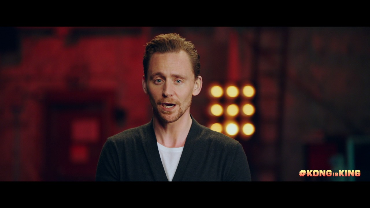"""KONG: SKULL ISLAND – """"Is This a Sequel?"""" ft. Tom Hiddleston"""