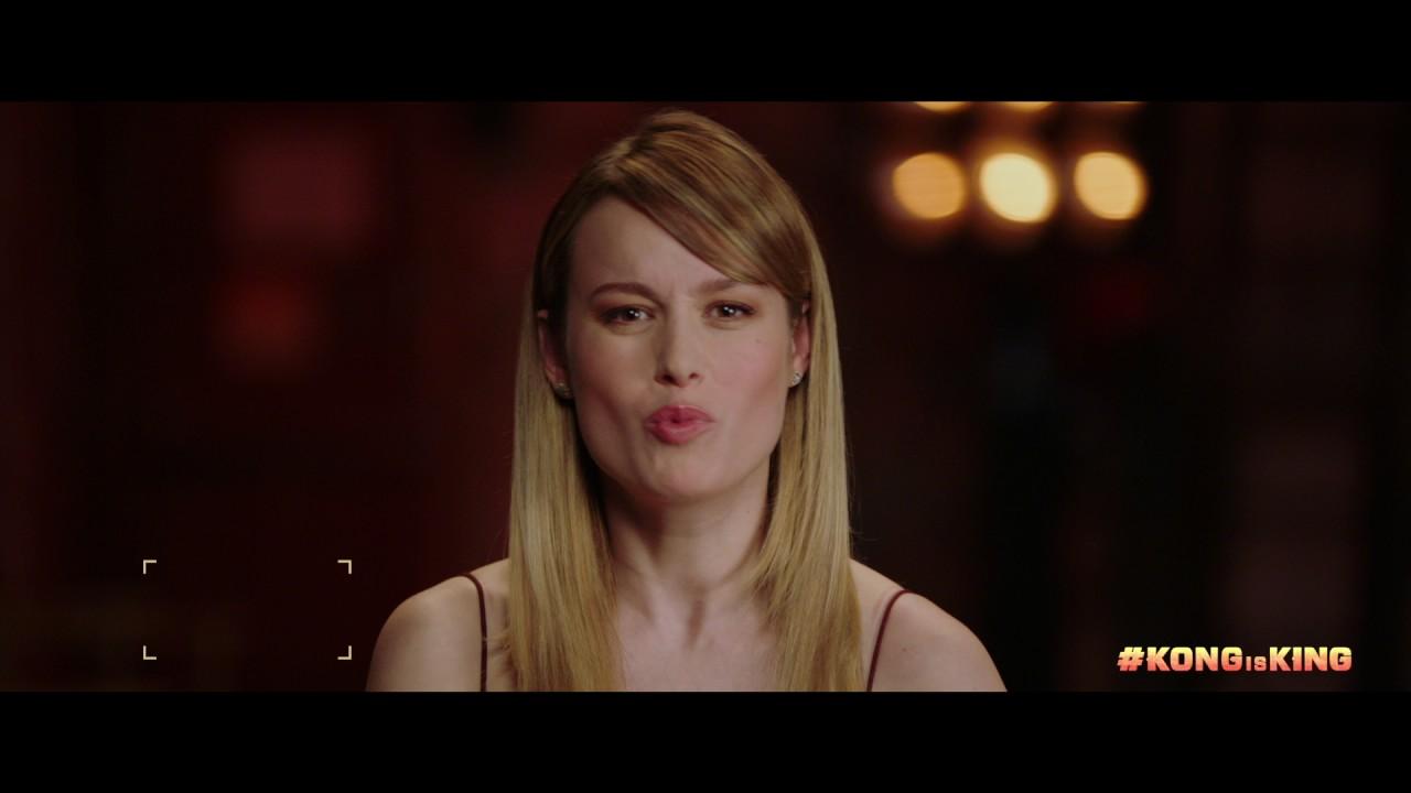 "KONG: SKULL ISLAND – ""More Mountain than Mammal"" ft. Brie Larson"