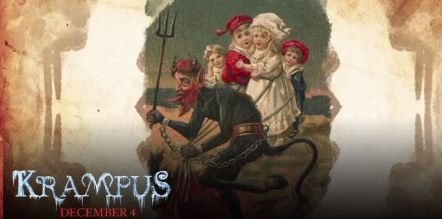 "Krampus – ""Legend of Krampus"" Featurette (HD)"