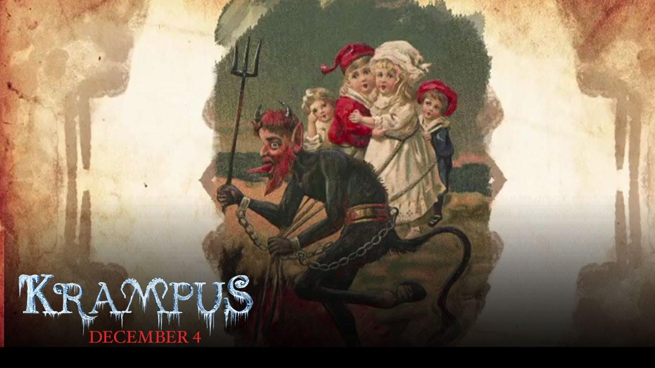 """Krampus – """"Legend of Krampus"""" Featurette (HD)"""