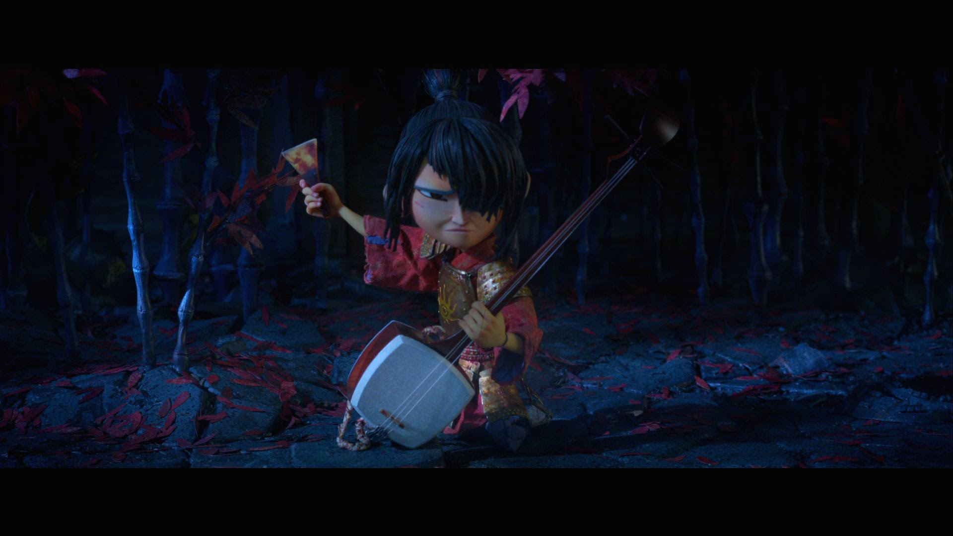 KUBO AND THE TWO STRINGS – Official Trailer [HD] – In Theaters August 2016