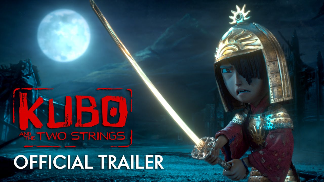 KUBO AND THE TWO STRINGS – Official Trailer 4 [HD] – In Theaters August 19