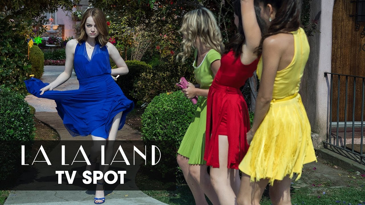 """La La Land (2016 Movie) Official TV Spot – """"Radiant"""""""