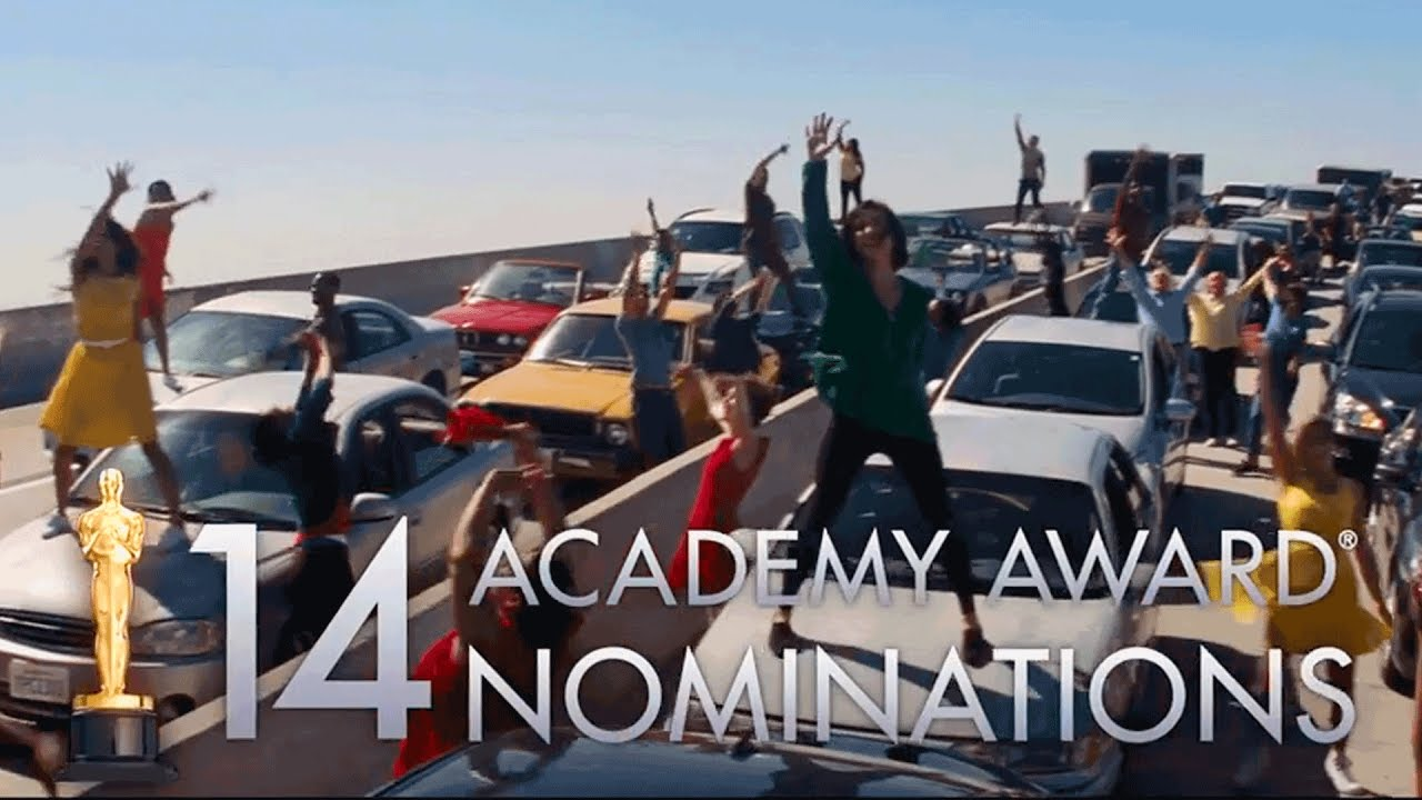 "La La Land (2016 Movie) Official TV Spot – ""14 Academy Award Nominations"""
