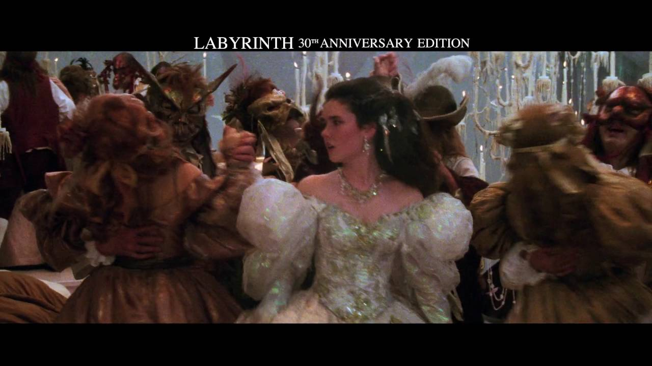 LABYRINTH 30th ANNIVERSARY EDITION: Now on Blu-ray!