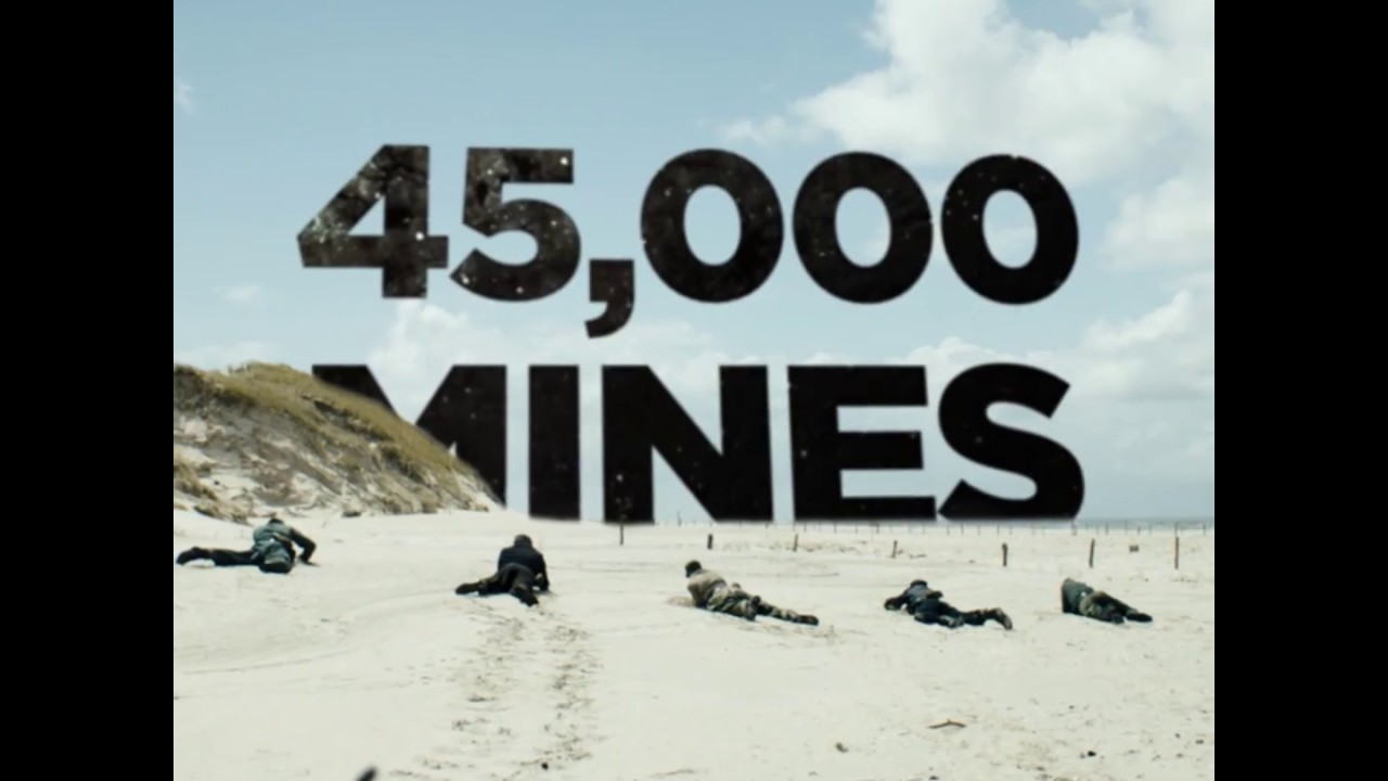 Land of Mine- Now on Blu-ray and Digital