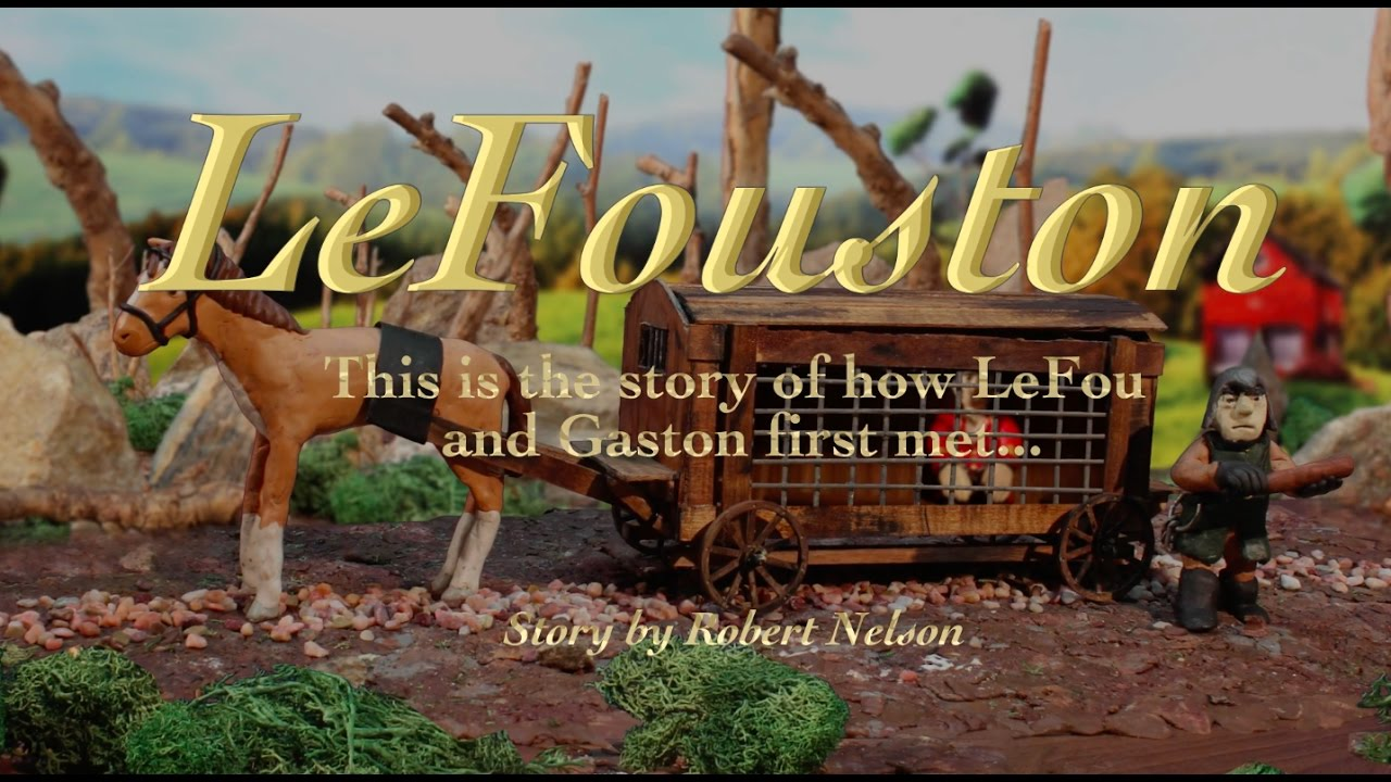 """""""LeFouston"""" from """"Beyond the Castle: Stories Inspired by Disney's 'Beauty and the Beast'"""""""